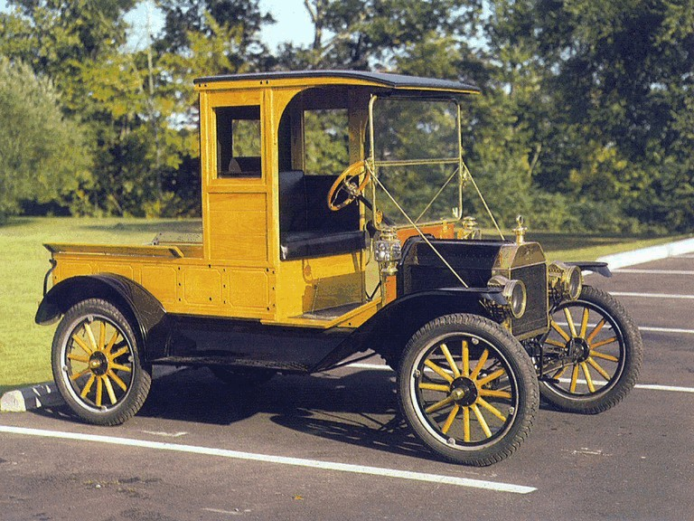 1913 Ford Model T Woody Pickup 284039