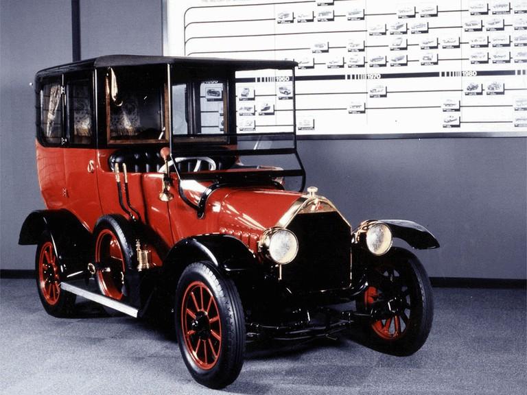 1917 Mitsubishi Model A 1