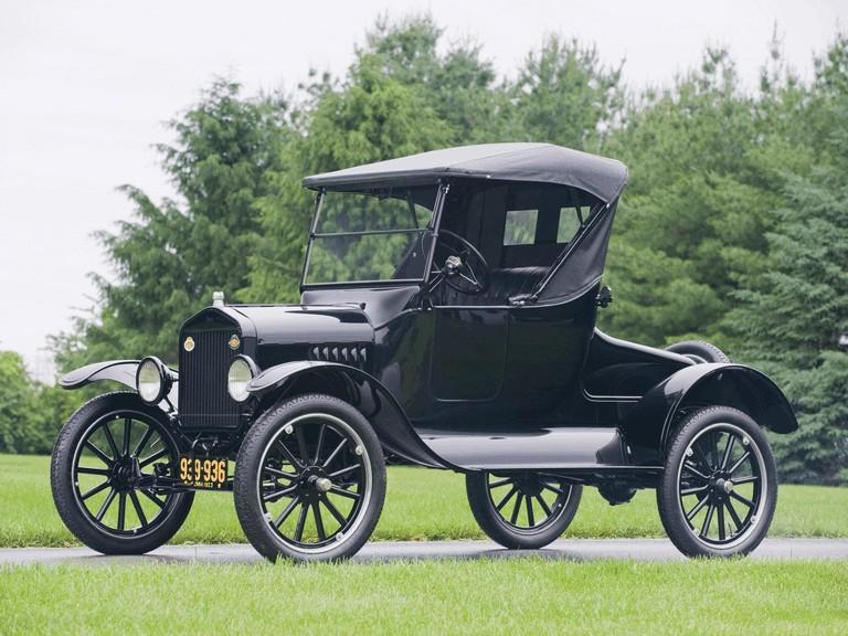 1923 Ford Model T roadster 284071