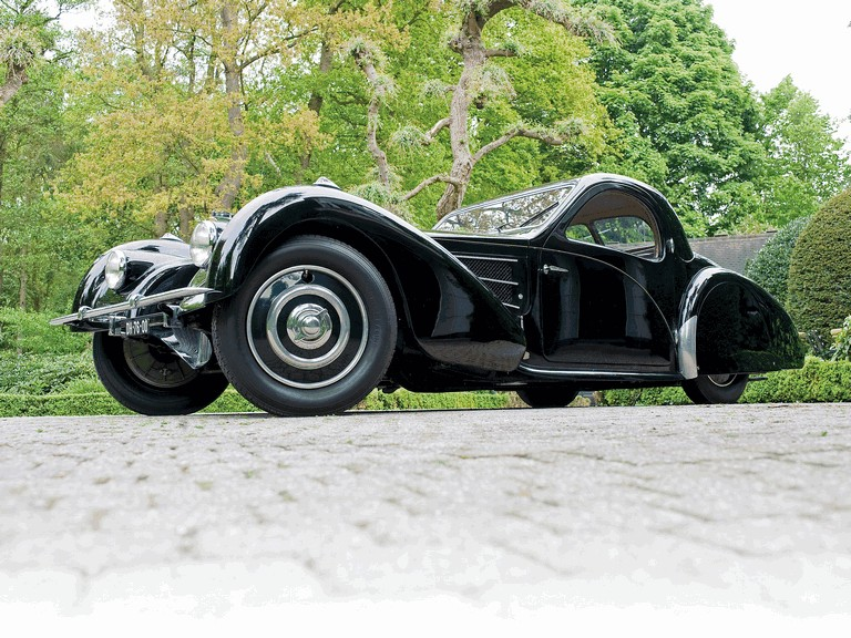 1937 Bugatti Type 57 S Coupe by Gangloff of Colmar 284089