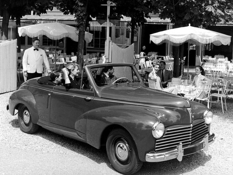 1951 Peugeot 203 cabriolet 284113