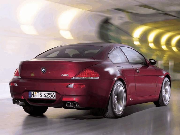 2005 BMW M6 204320