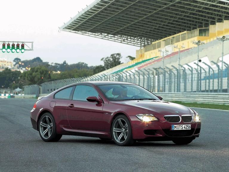 2005 BMW M6 204321