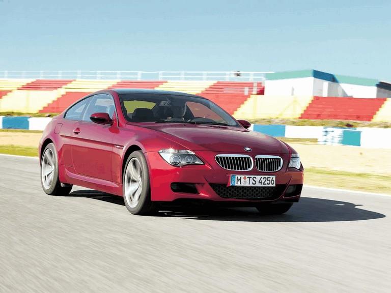 2005 BMW M6 204323