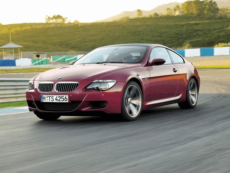 2005 BMW M6 204325