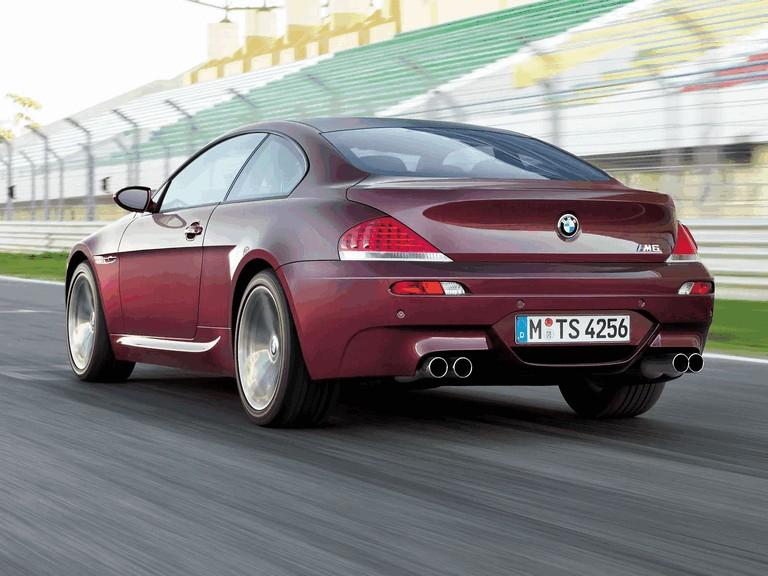 2005 BMW M6 204328