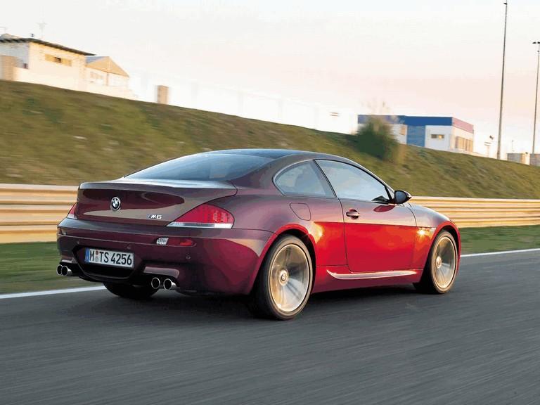 2005 BMW M6 204330