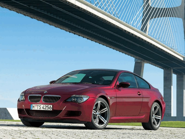 2005 BMW M6 204331