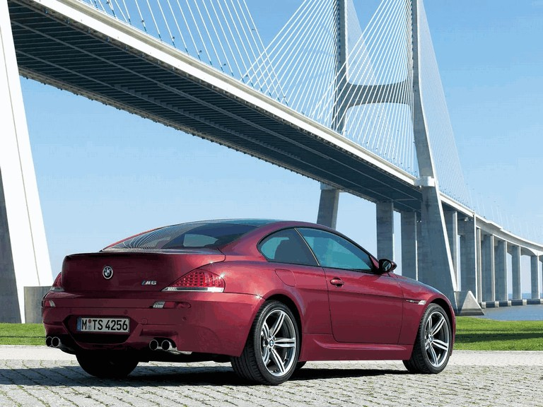 2005 BMW M6 204332