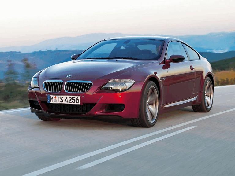 2005 BMW M6 204338