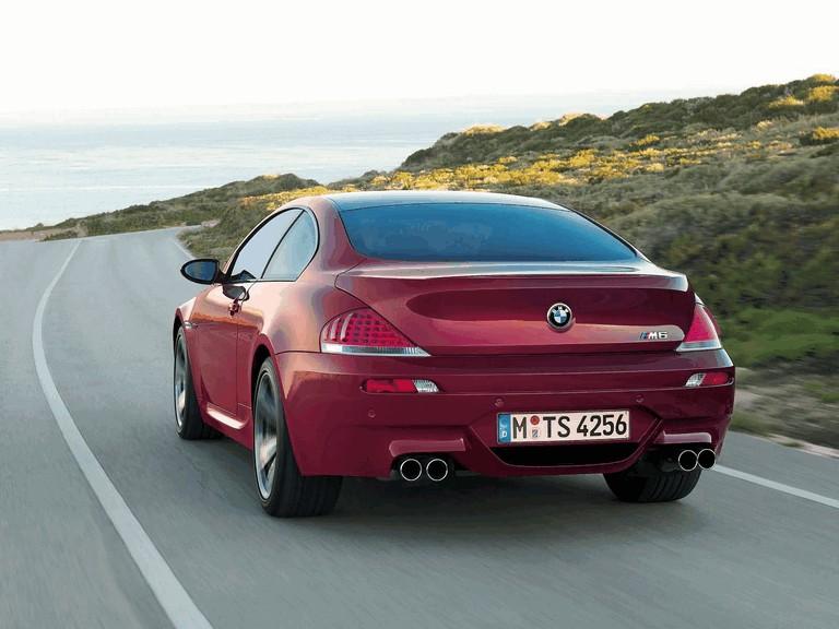 2005 BMW M6 204339