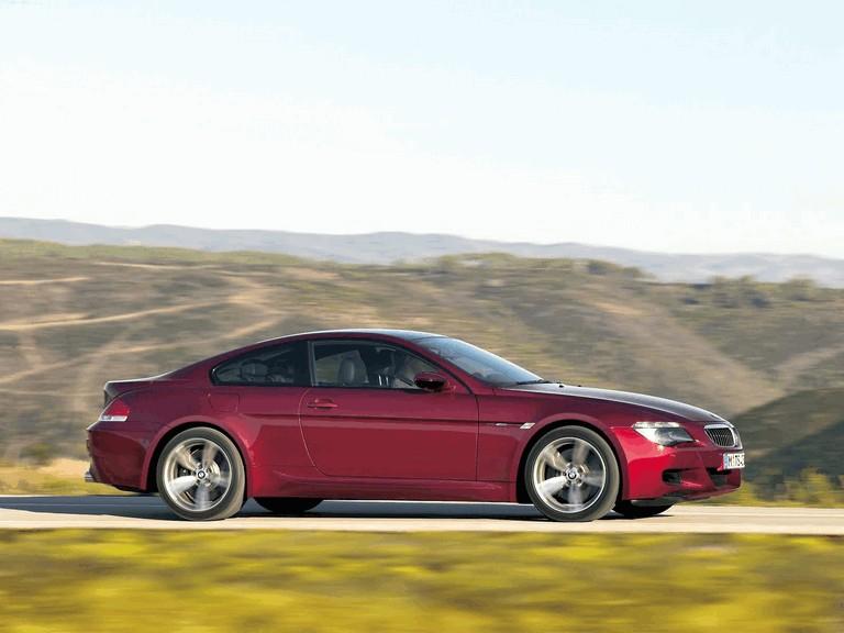 2005 BMW M6 204343