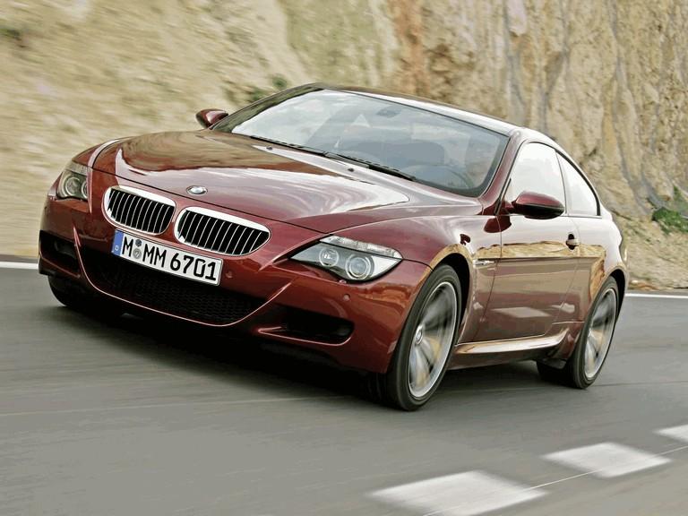 2005 BMW M6 204344