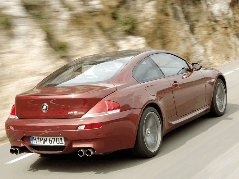 2005 BMW M6 204346