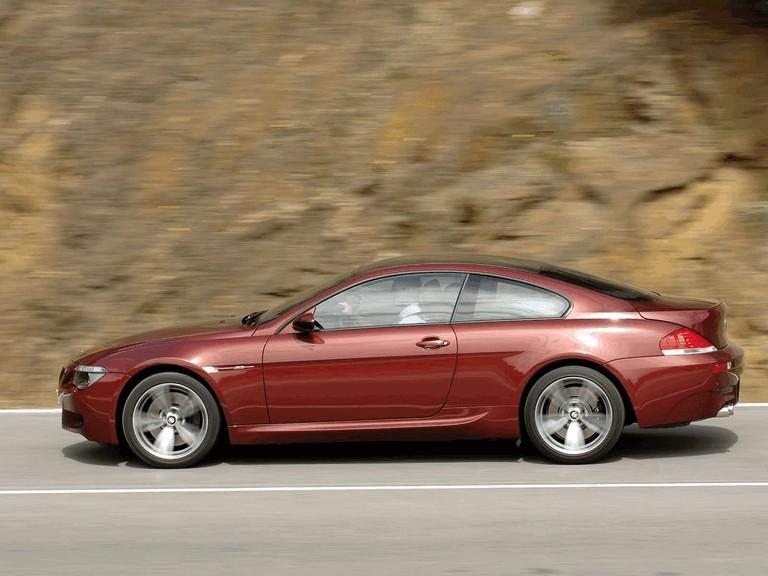 2005 BMW M6 204347
