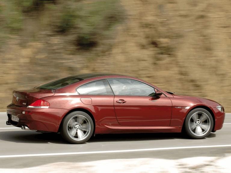 2005 BMW M6 204348