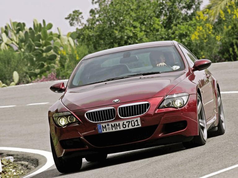 2005 BMW M6 204350