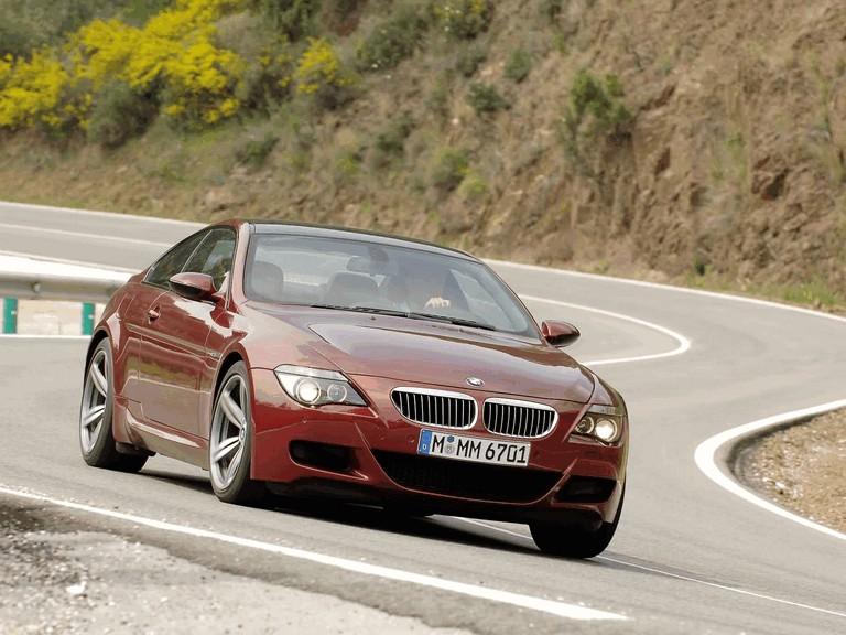 2005 BMW M6 204351