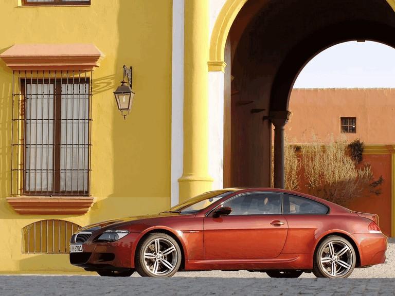 2005 BMW M6 204355