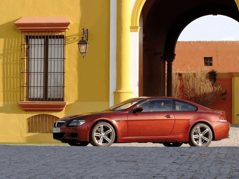 2005 BMW M6 204356