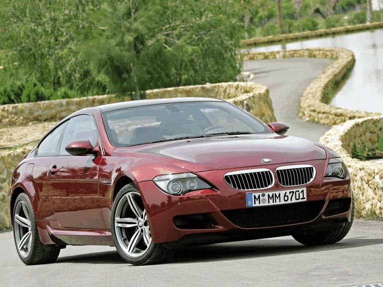 2005 BMW M6 204357