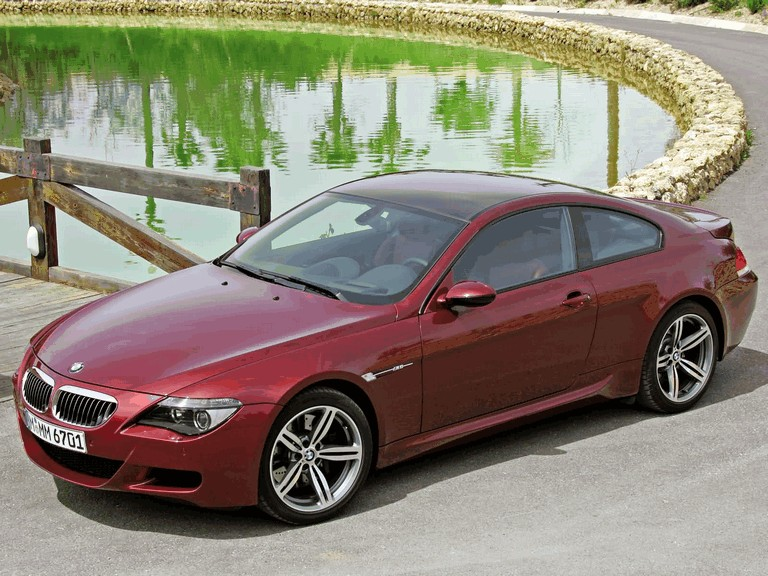 2005 BMW M6 204358