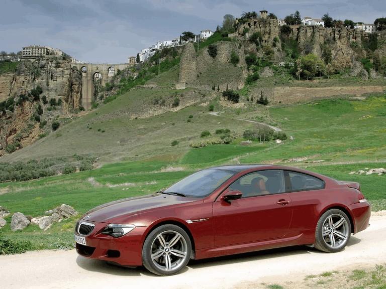 2005 BMW M6 204359