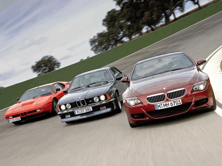 2005 BMW M6 204361