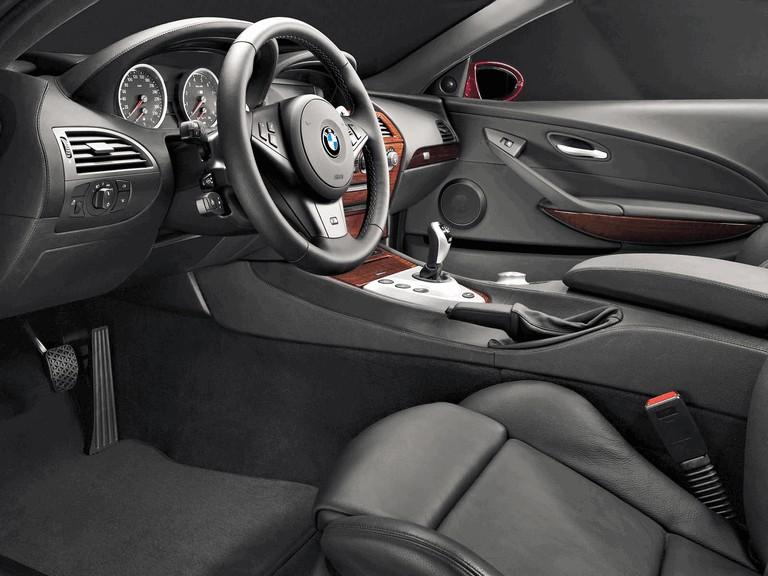 2005 BMW M6 204392