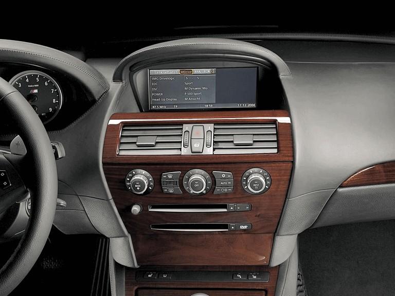 2005 BMW M6 204396