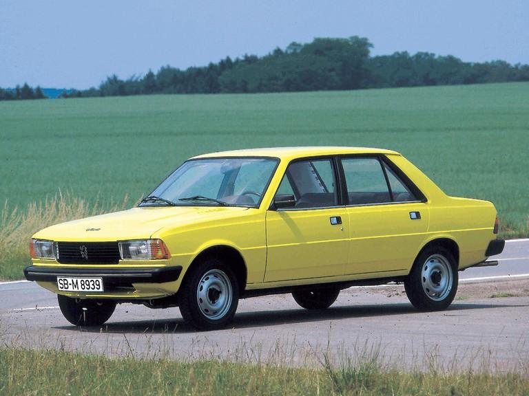 1977 Peugeot 305 284131