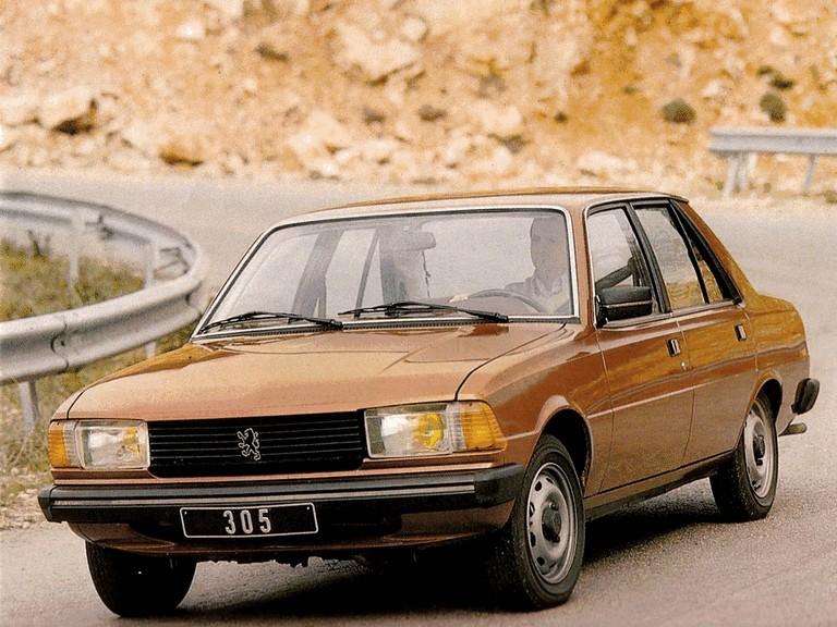 1977 Peugeot 305 284132