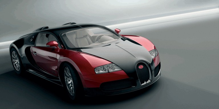 2005 Bugatti Veyron 16.4 486503