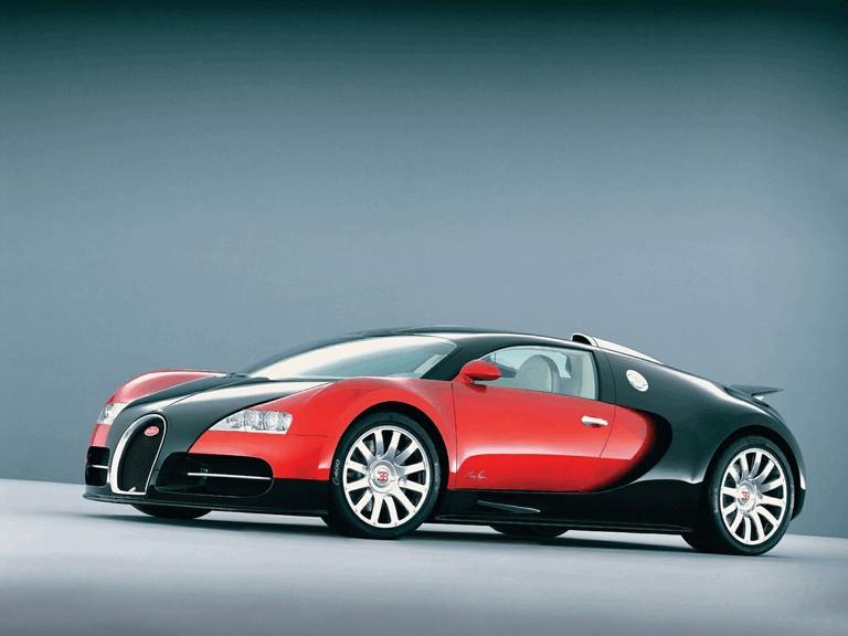 2005 Bugatti Veyron 16.4 486504