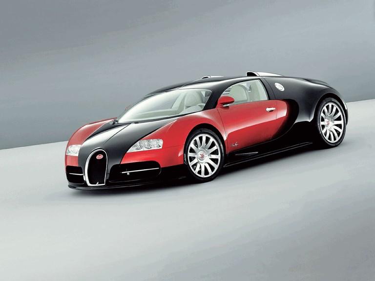2005 Bugatti Veyron 16.4 486505