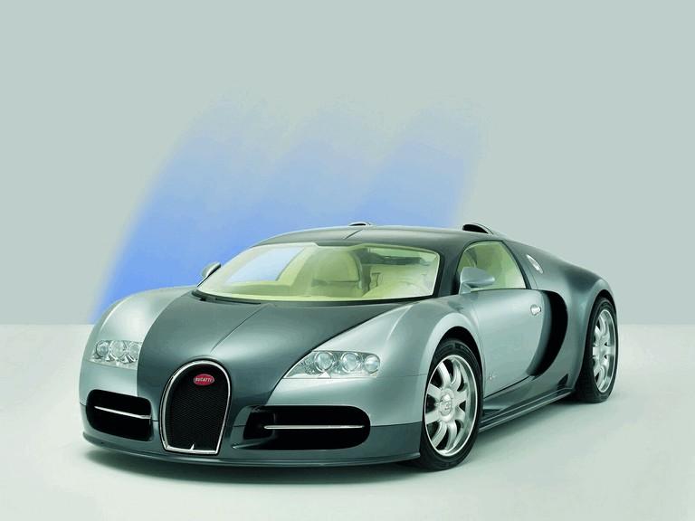 2005 Bugatti Veyron 16.4 486513