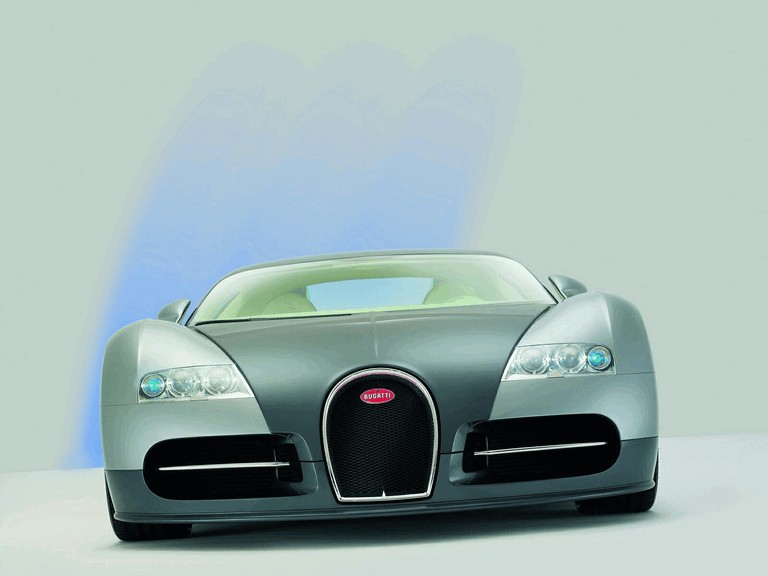 2005 Bugatti Veyron 16.4 486514