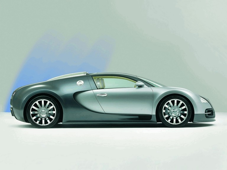 2005 Bugatti Veyron 16.4 486516