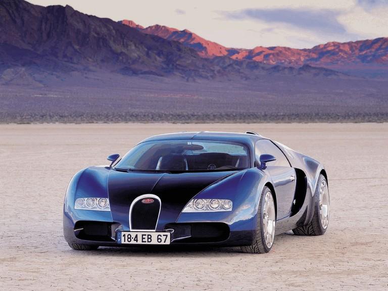 2005 Bugatti Veyron 16.4 486520