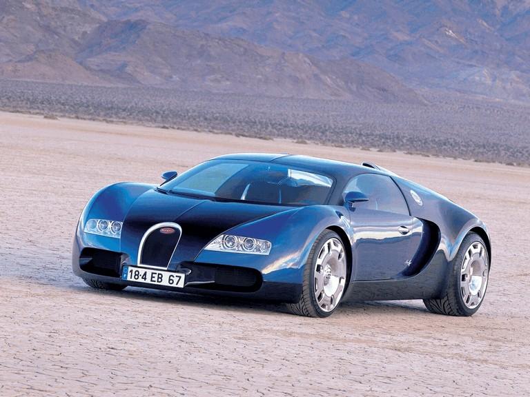 2005 Bugatti Veyron 16.4 486521