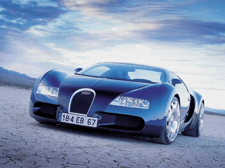 2005 Bugatti Veyron 16.4 486522