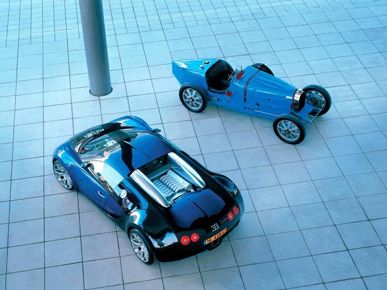 2005 Bugatti Veyron 16.4 486525