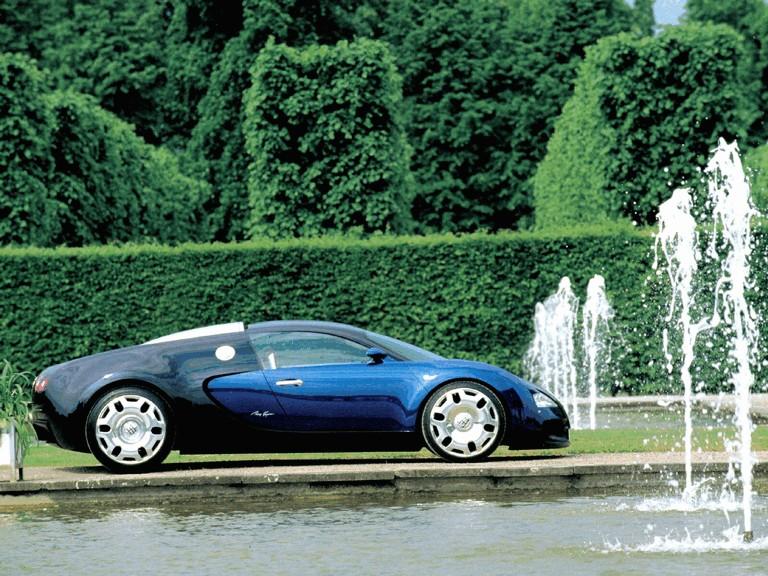 2005 Bugatti Veyron 16.4 486538