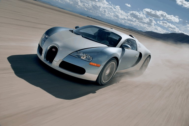 2005 Bugatti Veyron 16.4 486542