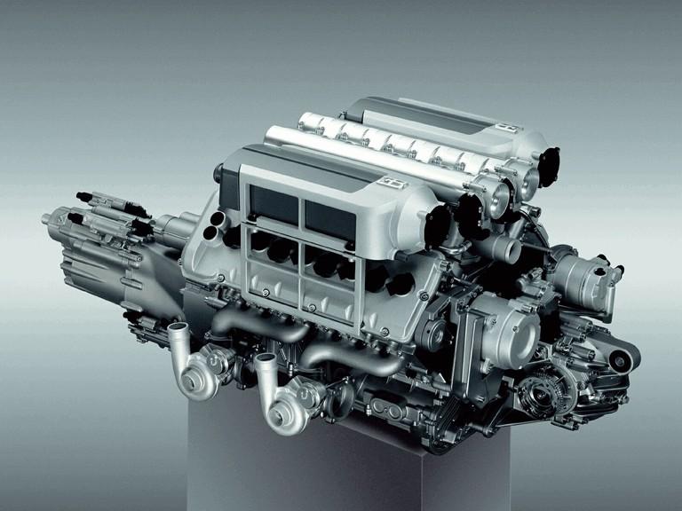 2005 Bugatti Veyron 16.4 486566