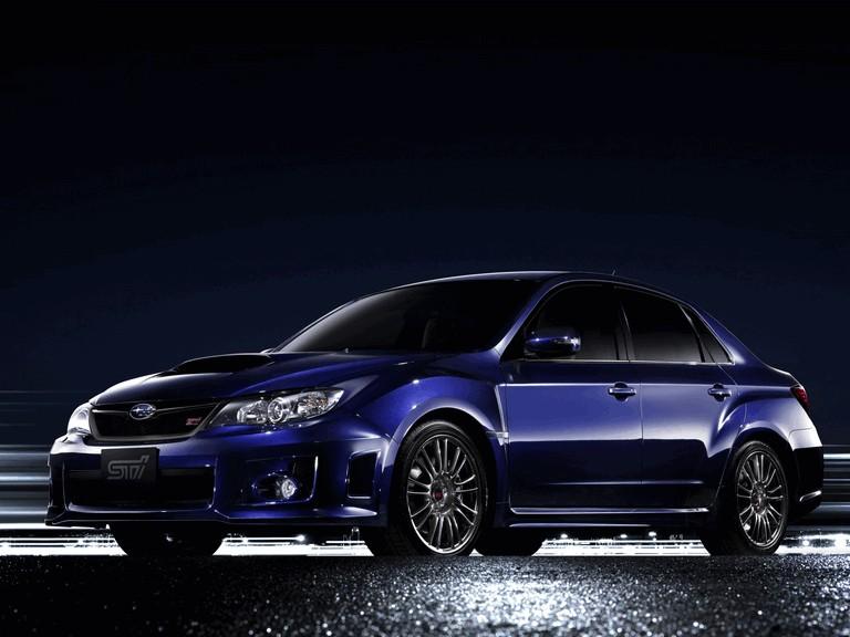 2010 Subaru Impreza WRX STi sedan A-Line 284197
