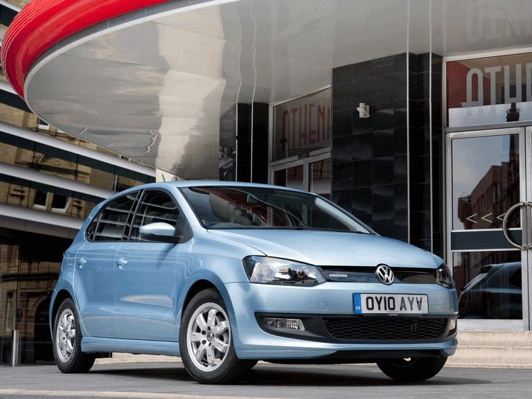 2010 Volkswagen Polo 5-door BlueMotion - UK version 284201