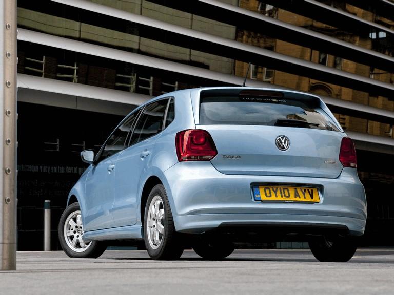 2010 Volkswagen Polo 5-door BlueMotion - UK version 284203