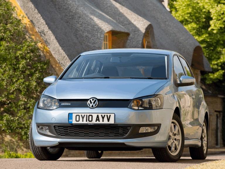 2010 Volkswagen Polo 5-door BlueMotion - UK version 284208