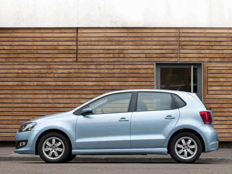 2010 Volkswagen Polo 5-door BlueMotion - UK version 284210